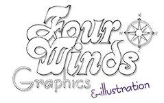 Four Winds Graphics & Illustration